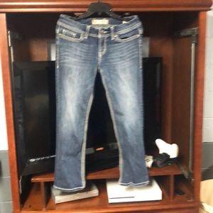 BKE Payton cropped jeans
